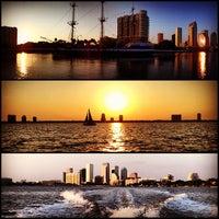 Photo taken at Tampa Bay by Luke M. on 9/23/2012