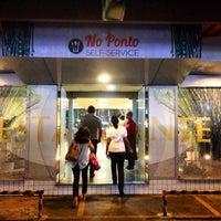 Photo taken at Restaurante NOPONTO ( banbu) by Marcelo M. on 5/29/2014