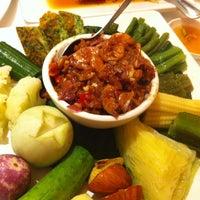 Photo taken at Paknam Seafood by Monruetai K. on 1/17/2014