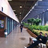 Photo taken at University of Brasília (UnB) by Edward P. on 11/8/2011