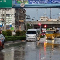 Photo taken at Rama V Road by Srisajja N. on 10/25/2011