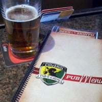 Photo taken at Tilted Kilt Pub & Eatery by Ripp C. on 2/26/2012