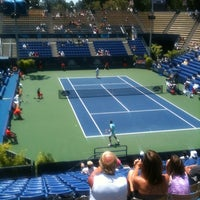 Photo taken at UCLA Los Angeles Tennis Center by Guillaume A. on 7/27/2012