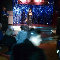 Photo taken at FLIXX Lounge & Cabaret Show Bar by Laura C. on 11/25/2011