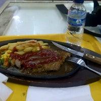 Photo taken at Fiesta Steak by Hilmar A. on 12/22/2011