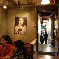 Photo taken at Café Corridor by Serena S. on 1/22/2012