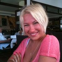 Photo taken at Cafe Sydney Ibiza by Kristina M. on 6/16/2012