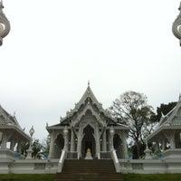 Photo taken at Wat Kaew Korawaram by E29TGA A. on 12/16/2011