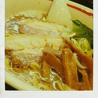 Photo taken at Ramen Nagayama by Junkie on 9/8/2012