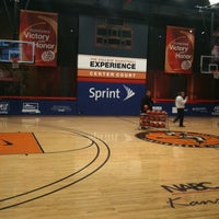 Photo taken at The College Basketball Experience by chris h. on 3/7/2011
