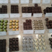 Photo taken at CocoaBella Chocolates by Samson N. on 8/11/2012
