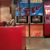 Photo taken at Taco Bell (C.C. La Vaguada) by Virgilio E. on 4/22/2012
