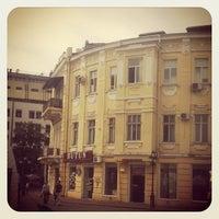Снимок сделан в Греческая площадь пользователем Mary B. 8/28/2012