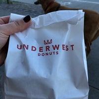 Снимок сделан в Underwest Donuts пользователем Ann Rae @. 6/30/2018