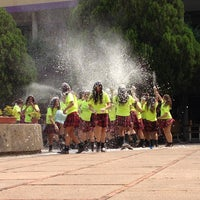 Photo taken at Instituto de la Vera-Cruz by Daniela O. on 6/6/2013