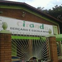 Photo taken at Bercario E Escola Infantil Ciranda by Yahel M. on 1/31/2013