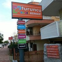 Photo taken at Turuncu Design & Print Center by Şafak Ç. on 1/4/2013