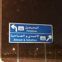 Photo taken at اشارة فحيحيل by Mna7y A. on 2/13/2017