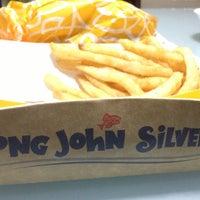 Photo taken at Long John Silver's by Ian P. on 5/3/2013