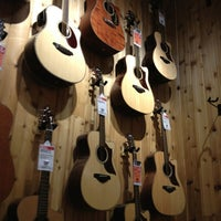 Photo taken at Guitar Center by Cassie A. on 1/3/2013
