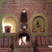 Photo taken at Atlı Köşk Cafe & Restaurant by Tuğhan Ö. on 2/14/2015