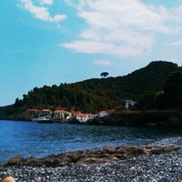Photo taken at Kyparissi by Iwanna S. on 7/31/2013