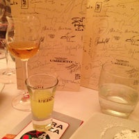 Photo taken at Ristorante Pizzeria del Parco Margherita by Надеждочка З. on 5/2/2013