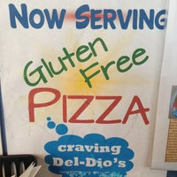 Photo taken at Pizzeria Del Dio by Greg J. on 5/25/2013