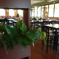 Photo taken at Crispers Fresh Salads, Soups and Sandwiches by Greg J. on 6/9/2013