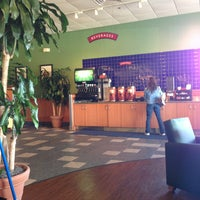 Photo taken at Crispers Fresh Salads, Soups and Sandwiches by Greg J. on 1/26/2013