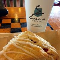 Photo taken at Caribou Coffee by Jeffrey J. on 7/4/2013