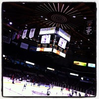 Photo taken at Pacific Coliseum by Junnn on 12/8/2012