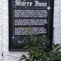Photo taken at Ye Olde Starre Inne by Gingernuts L. on 10/25/2012
