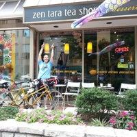 Photo taken at Zen Tara Tea by WhatsUpWheaton S. on 10/14/2012