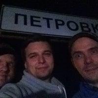 Photo taken at Петровка by Nikita K. on 10/4/2014