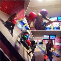 Photo taken at Bowling by Viktoria S. on 2/20/2014