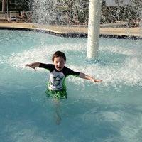 Photo taken at Splash Lagoon (North Village at Orange Lake Resort) by Tiffany L. on 1/25/2013