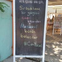 Photo taken at Bozcaada Kitap Fuarı by ilknur T. on 8/16/2018
