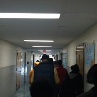 Photo taken at Arrowhead Elementary School by Kevin P. on 11/6/2012
