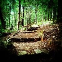 Photo taken at Mount Gravatt Lookout by Sos M. on 1/22/2013