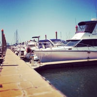 Photo taken at Gladstone Marina by Sos M. on 10/29/2013