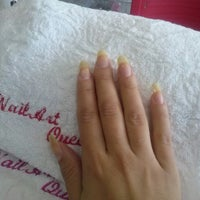 Photo taken at Queen's Beauty Nail by Nany I. on 3/30/2013