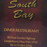 Photo taken at South Bay Diner by R.Everette B. on 1/27/2017