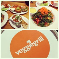 Photo taken at Veggie Grill by Marielle P. on 1/12/2013