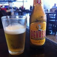 Photo taken at Cervejaria Devassa by Heitor C. on 11/14/2012
