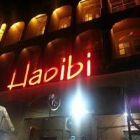 Photo taken at Habibi Restaurant by Adeel S. on 11/9/2013