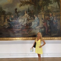 Photo taken at Musée des Beaux-Arts Jules Chéret by Надя Р. on 7/3/2014