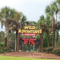 Photo Taken At Wild Adventures Theme Park By Angela A On 4 20