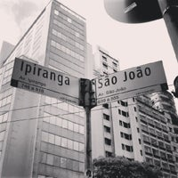 Photo taken at Avenida Ipiranga by Silvanio F. on 7/27/2013