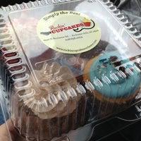 Photo taken at Rockin' Cupcakes by Nick G. on 1/13/2013